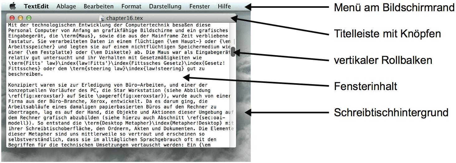 Mensch-Maschine-Interaktion | Andreas Butz, Antonio Krüger | Kapitel ...